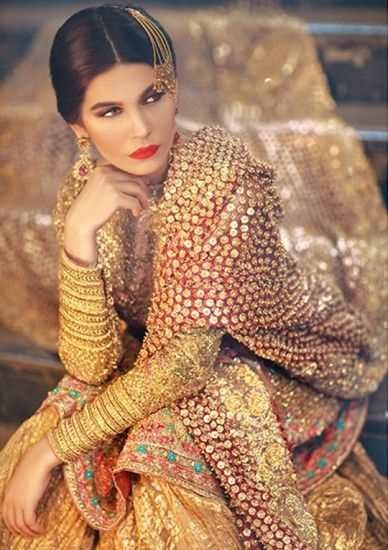 Pakistan Fashion | pakcouture: Rahgeer , Bridals by Zara.