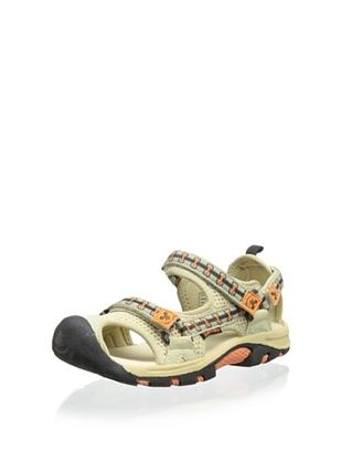 50% OFF Kamik Kid's Jetty Sandal (Beige)