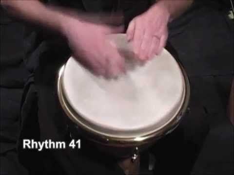 More 101 Drum Circle Rhythms (drumcircles.net) 7 Djembe Drumming Beat Samples