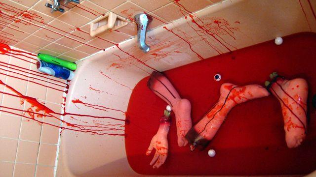 #Halloween Bathroom Decor - (Inspiration)