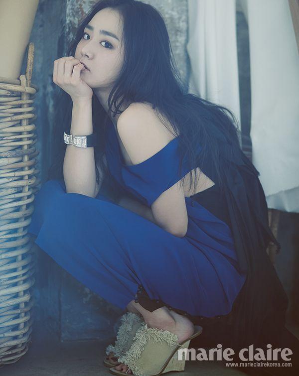 2014.05, Marie Claire, Moon Geun Young