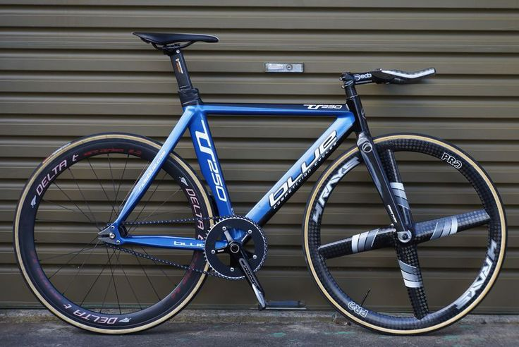 Blue Cycles TR250