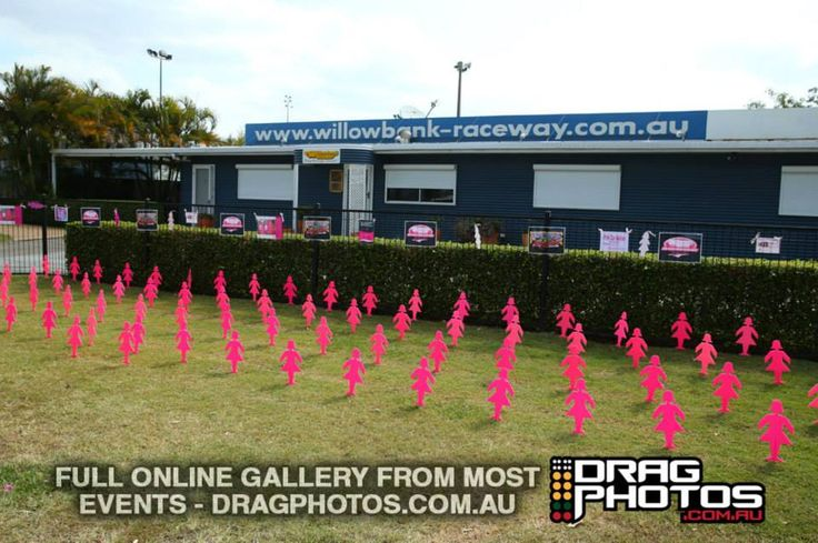 12 October 2013 - Test n Tune event featuring Breast Cancer Network Fundraiser at Willowbank Raceway, sponsored by Powercruise - full image gallery at dragphotos.com.au