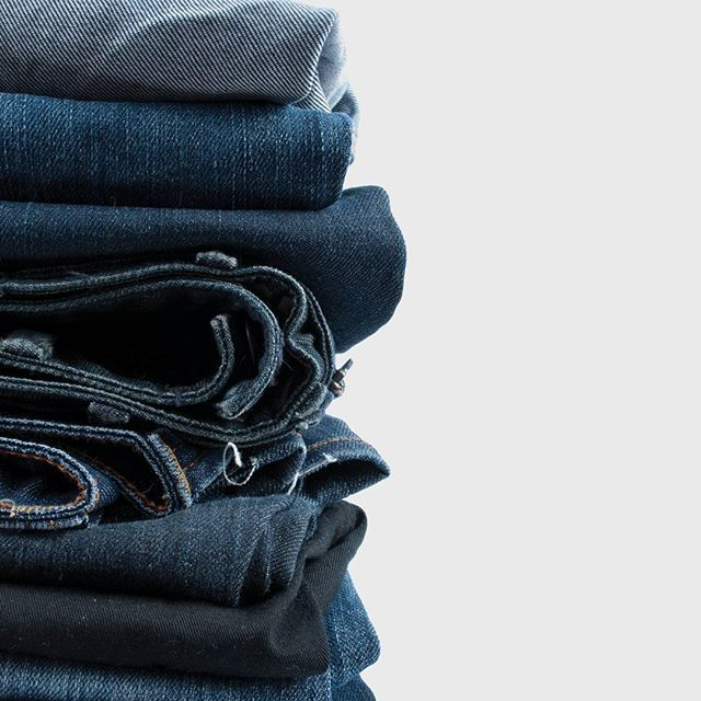 You can never own too many pairs of jeans - A very wise and awesome person.