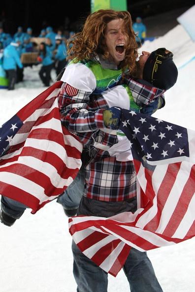 Shaun White Photo - Shaun White (USA) Wins the Gold Medal