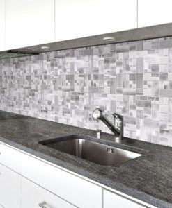 glass backsplash tile mosaics ideas backsplash com new home rh pinterest com