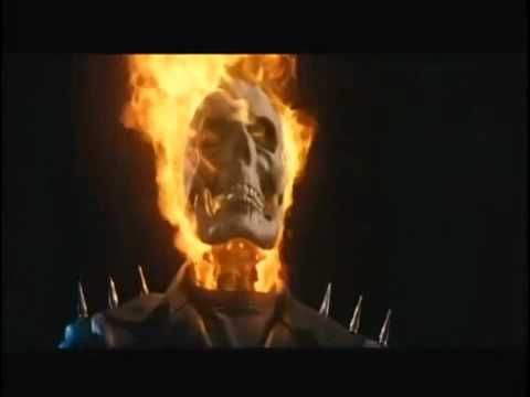 See a Video what i made about Ghost Rider and the music is named Animal I Have Become!!!!