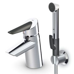 Oras Optima. Washbasin faucet with an easy-grip lever (2712F)
