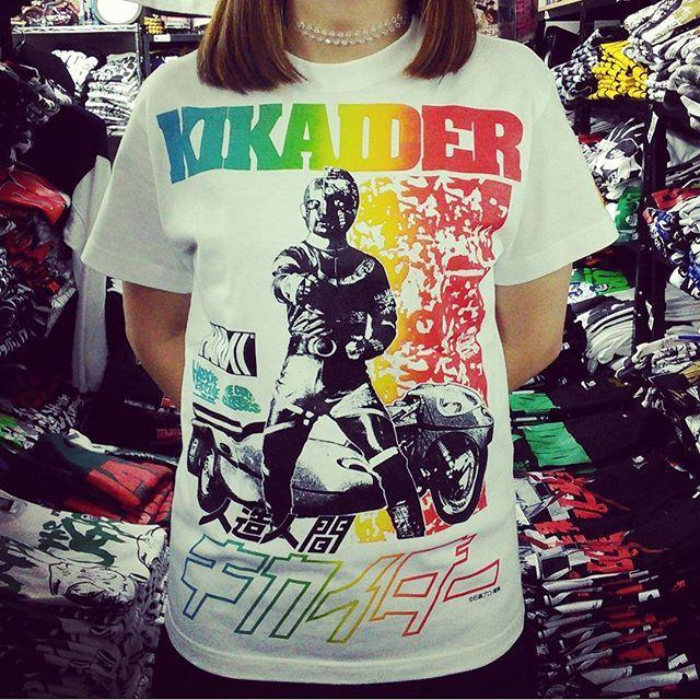 ✨✨本日新発売!!!1972年!空前の変身ヒーローブームの中、新たなヒーローが産声をあげた! #左半身が機械 という奇抜なデザインは少年たちの心をひきつけた。「青は正義の心、赤は悪の心」その名は #人造人間  #キカイダー !!!!!特撮ファンがざわつく #ハードコアチョコレート × #東映 の特撮Tシャツシリーズに満を持しての登場!オリジナルの雰囲気にあくまでもこだわった鮮烈のホワイト・グラデーション!特撮Tシャツがオタクのものとは言わせない!究極のファッションとはこのシリーズの事を言う!✔✔✔#コアチョコ#CORECHOCO#HARDCC#ハードコアチョコレート#HARDCORECHOCOLATE#東中野corechoco112016/03/29 17:20:08