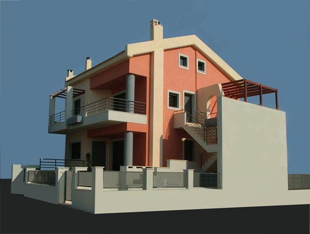 Έργα Κατοικίες | architects.com.gr by Greek architect Orfanos G.