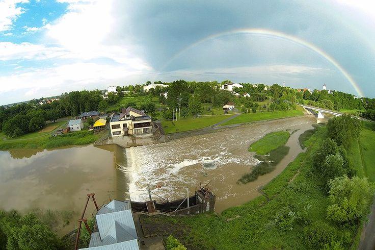 """River """"Jūra""""  #visittaurage"""
