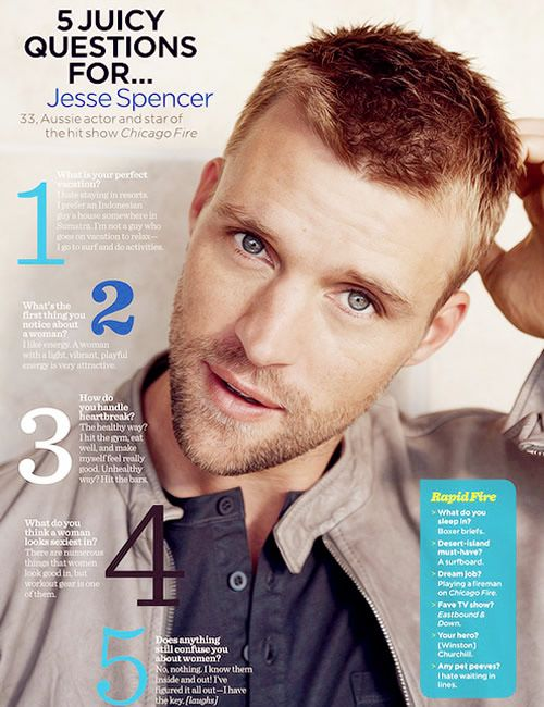 jesse spencer haircut