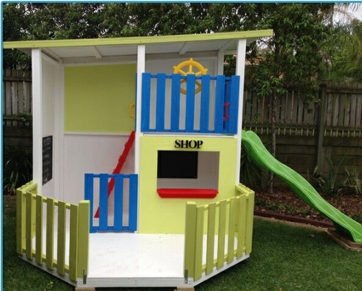 17 Best Images About Cubby Houses On Pinterest Kids