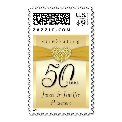 Best Th Anniversary Postage Stamps Images On