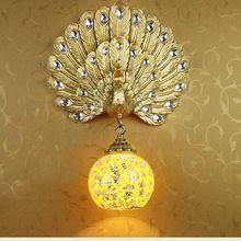 Led кристалл бра Настенные светильники luminaria домашнего освещения гостиной современный настенный светильник абажур для ванной комнаты
