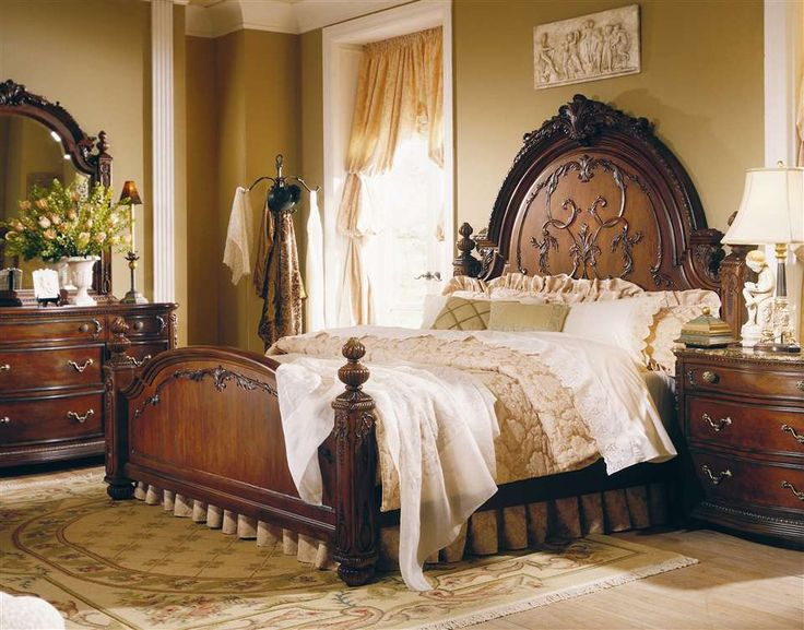 Victorian Style Bed Romance At Its Finest  My Personal Home Amusing Victorian Style Bedroom Decorating Design
