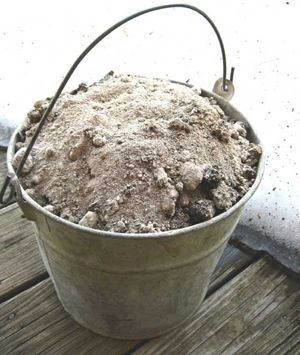The benefits of WOOD ASH in the garden.