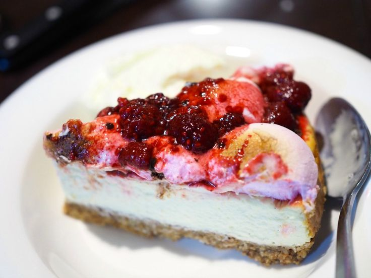 Jamie Oliver's Molten Cheesecake on a budget