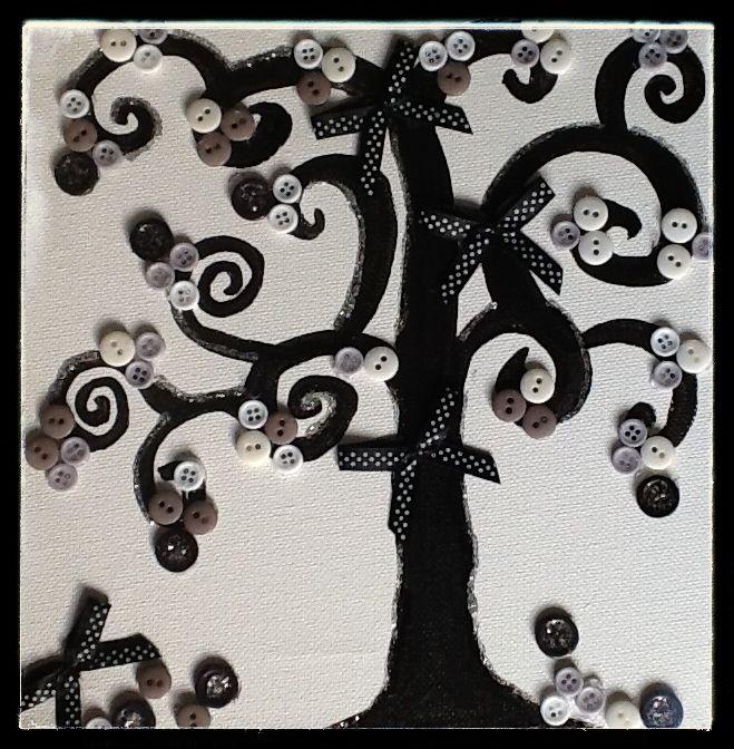 Meer dan 1000 idee n over doe het zelf boom schilderen op pinterest zeesterren schilderij - Babykamer schilderij idee ...
