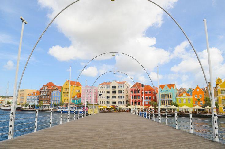 As cidades mais coloridas do mundo