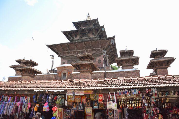 Taleju, Kathmandu Durbar Square