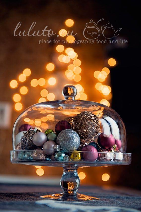 Christmas Ornaments Cloche