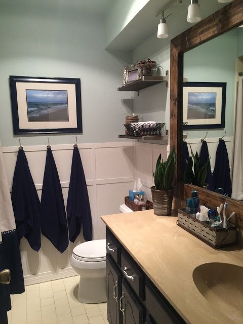 Bathroom Makeovers For Less 506 best bathrooms images on pinterest | room, small bathrooms and
