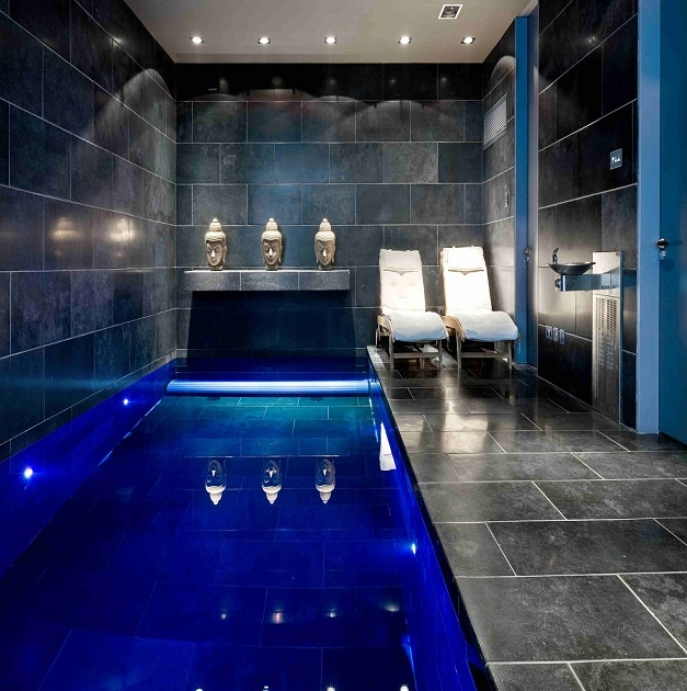 Stunning basement conversion basement conversions for Swimming pool conversion