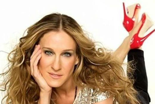 """It's almost too perfect, """"Sex and the City"""" fans -- Carrie Bradshaw is launching a shoe line."""
