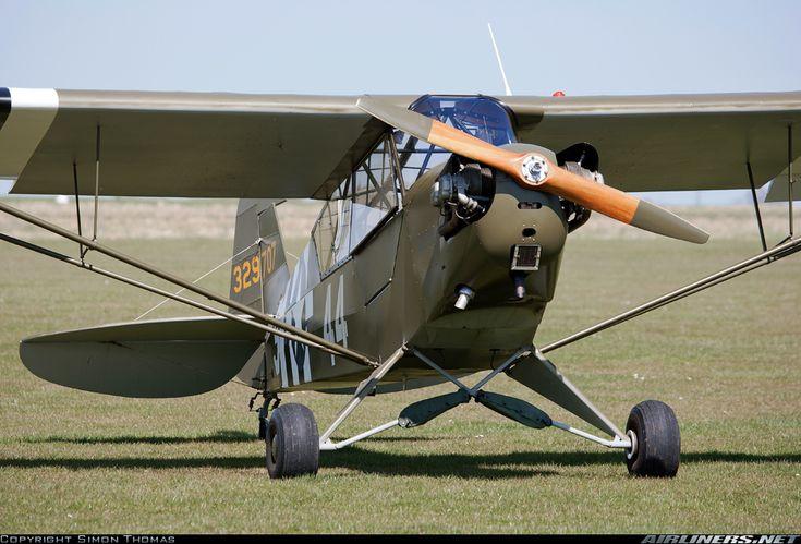 Piper J-3C-65 Cub aircraft picture