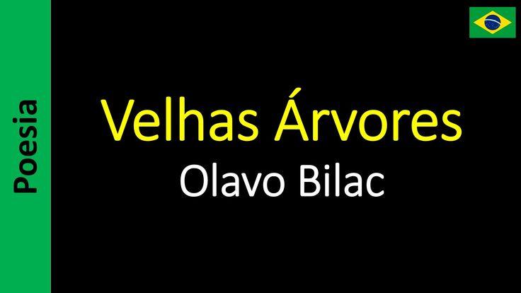 Olavo Bilac - Velhas Árvores