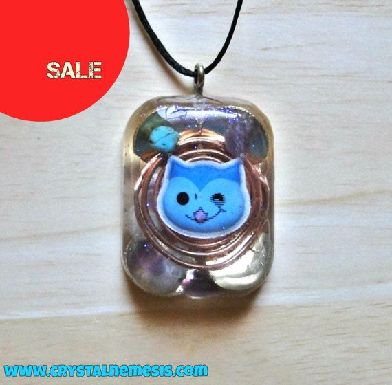 28 best orgonite orgone energy pendant images on pinterest anime japanese cute style orgonite pendant this by crystalnemesis mozeypictures Images