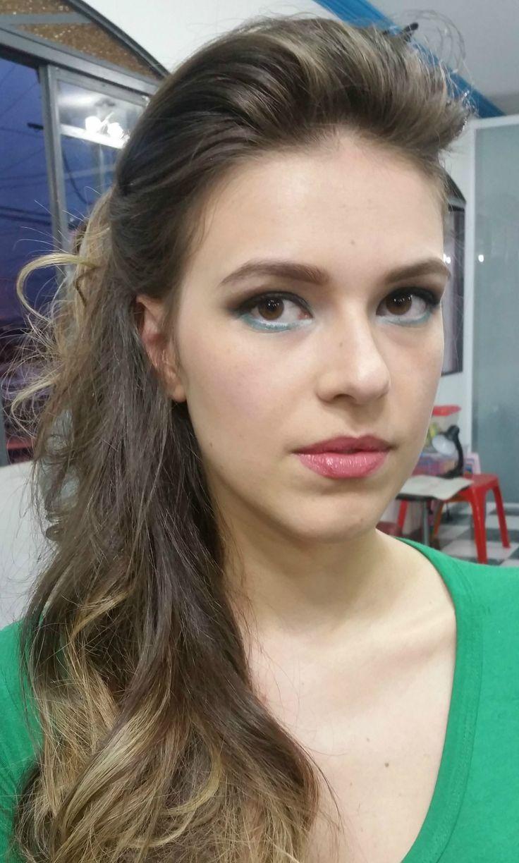 Faça marrom com o verde #vaidosasdebatom #vaidosas #batom #blog #blogueira #blogg …