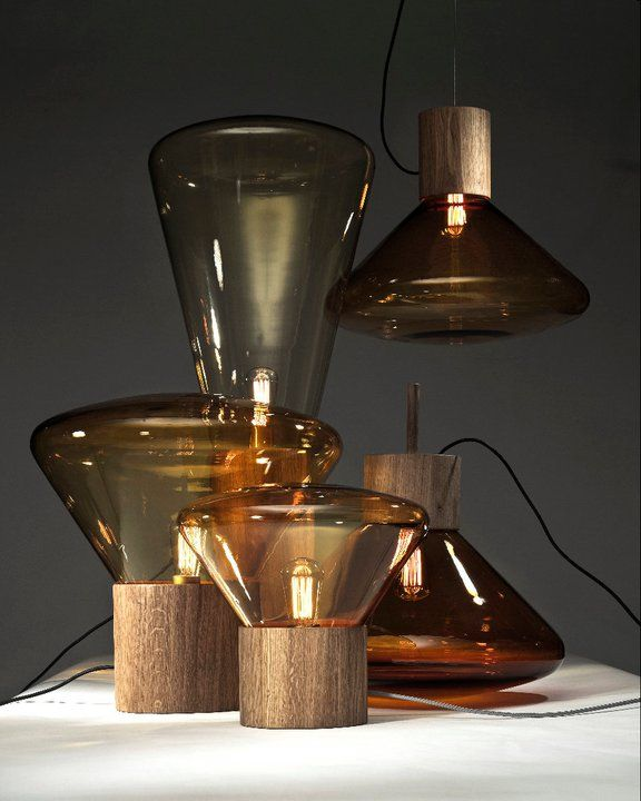 Property Furniture -Muffin lamps | Lucie Koldová and Dan Yeffet  available at propertyfurniture.com