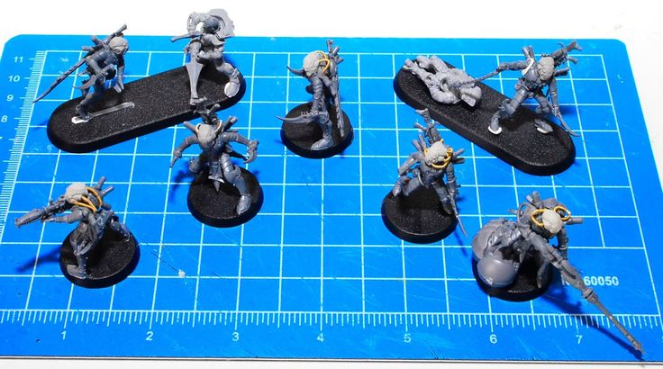 Haemonculus Haemonculi coven kabalite warriors Mr_Pink