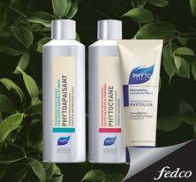 Pionero del cuidado del cabello a través de las plantas. ¡Conócelo!  http://tienda.fedco.com.co/Catalogo/cabello/todos/marca/Phyto