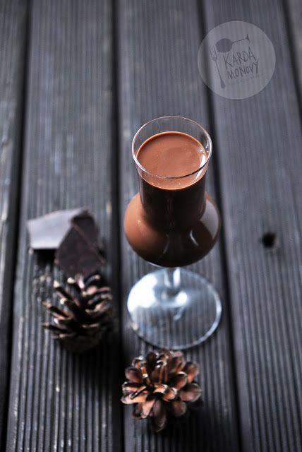 Kardamonovy: Likier czekoladowo-piernikowy