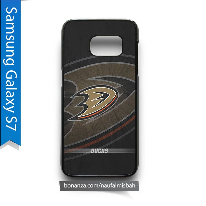 Anaheim Ducks Samsung Galaxy S7 Case Cover