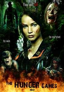 Image Detail for - the hunger games poster UNOFFICIAL - The Hunger Games Fan Art ...