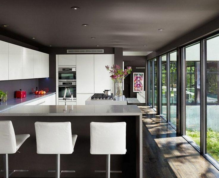 décoration de cuisine de design moderne