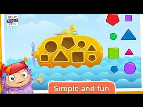Kids Learn to Sort | Shapes, Colors, Size, Household area & more Learnin...