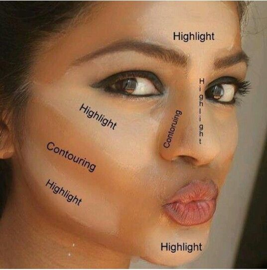 Highlight and contour with our amazing BB Cream!  6 shades to choose from visit www.lust4lashes.com