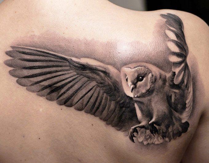 Tattoo Artist - Denis Sivak    Tattoo No. 9686