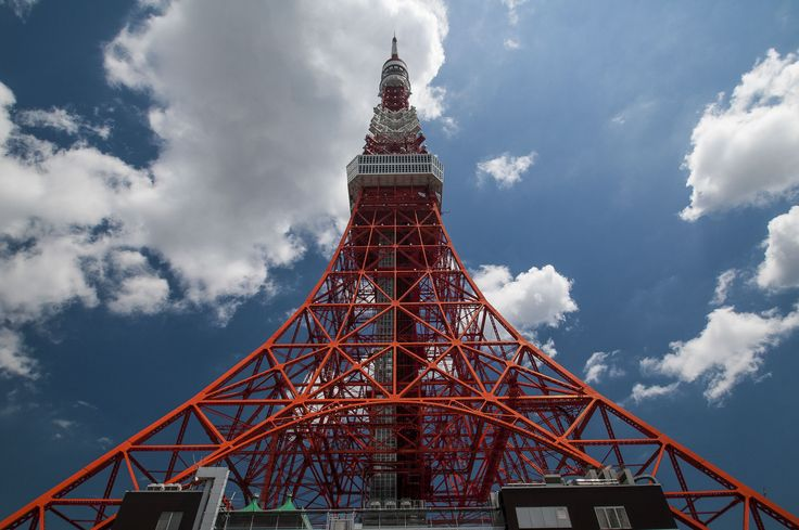Tokyo Tower  Pinterest users can get 20% off the ebook with this code: PINT20