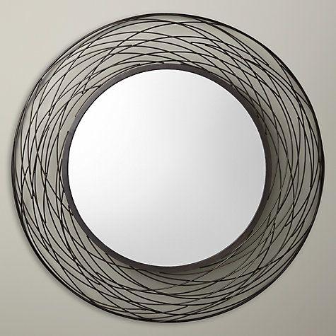 Buy John Lewis Fusion Swirl Mirror Online at johnlewis.com