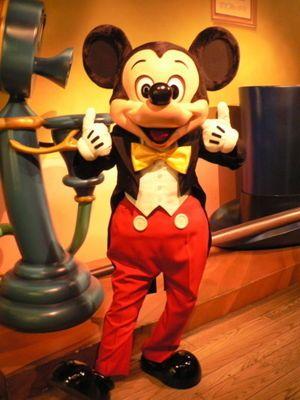 ミッキーマウスの声の主はオルト・ディズニー本人!? 〜ディズニーランドのトリビア〜