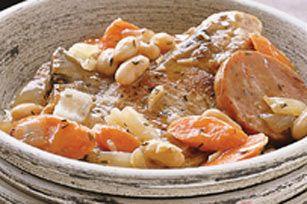 ... Pork Cassouletsup, Pork Cassoulet Sup, Quick Pork, Cassoulet Recipe'S