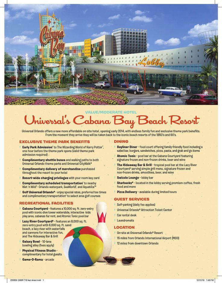 Universal Studio's Cabana Bay Resort - Priority Vacations LLC by Priority Vacations LLC - issuu