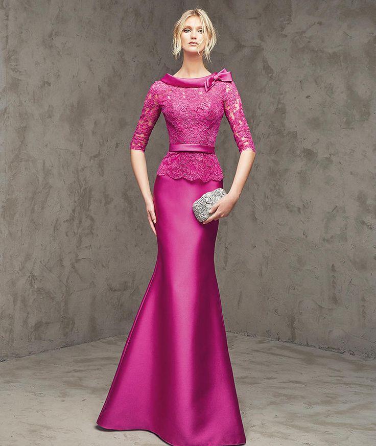730 best DISEÑOS DE ALTA COSTURA images on Pinterest | Evening gowns ...