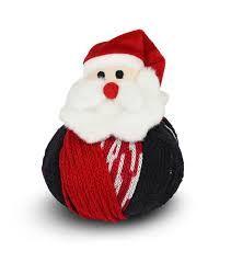 DMC Top This Yarn Santa Hat